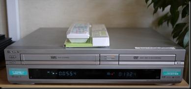ソニー DVD/VHSレコーダー RDR-VD60