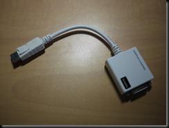 玄人志向 DisplayPort to DVI変換 アクティブ変換 Eyefinity対応 DP-DVI/A
