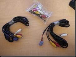 データシステム VHI-T51W HIT7700接続用ビデオ入力ハーネス トヨタ用 VHI-T51W