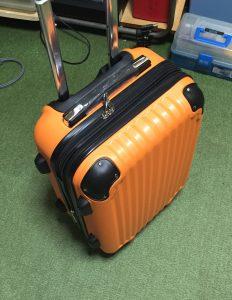 楽天『お買い物マラソン』なのでスーツケース購入