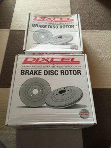 DIXCEL ディクセル PD ブレーキディスクローター
